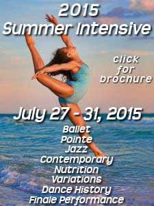 2015 SEADAC Summer Intensive